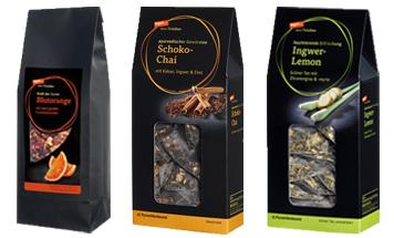 Teesorten vom Feinsten