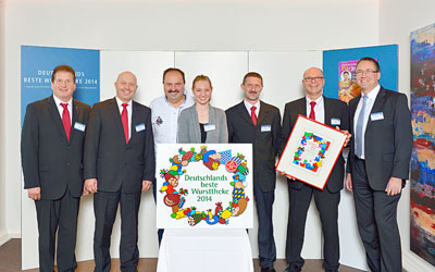 Deutschlands beste Wursttheke 2014 Bad Hersfeld