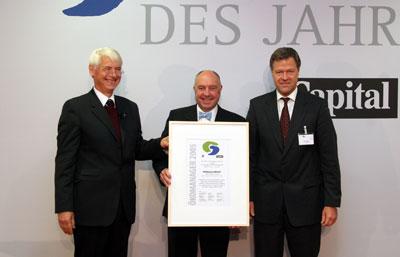 Oekomanager des Jahres 2005