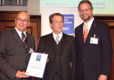 Csm Deutschlands Beste Arbeitgeber 2007