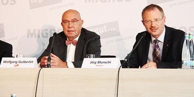 Pressekonferenz tegut migros jan13