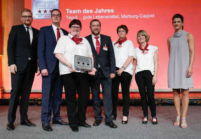 Team des Jahres marburg cappel