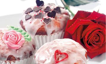 Valentins Muffins
