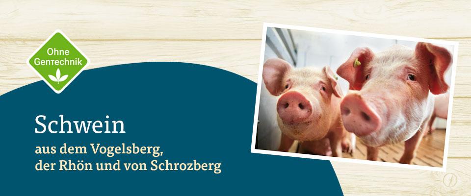 tegut LandPrimus Schweine