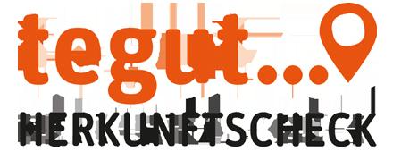 Logo des tegut... Herkunftscheck