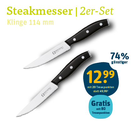 OMEGA Steakmesser