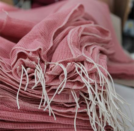 Bio Baumwolle der Baumwollnetze
