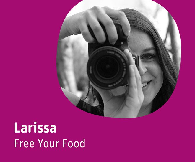Profilbild von Larissa