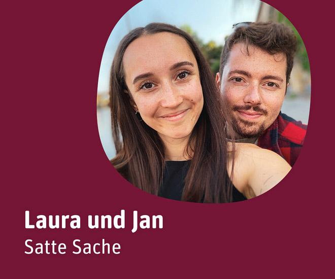Profilbild von Laura und Jan