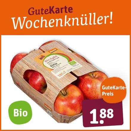 6 Bio-Äpfel Elstar