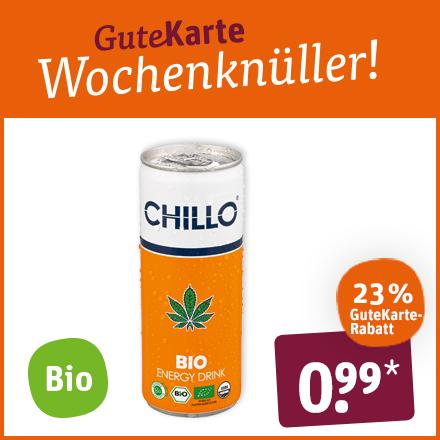 Chillo Bio Energy Drink