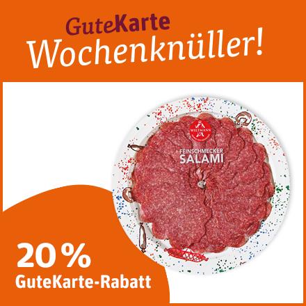 Feinschmecker Salami