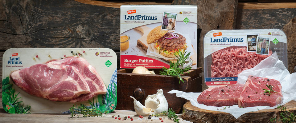 tegut LandPrimus Produkte