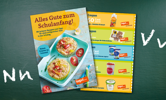 Schulstart Coupons