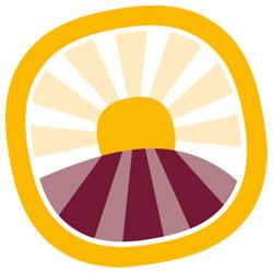 regional Sonnensymbol