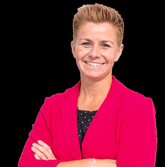 Ulrike – Leiterin Supply Chain Management
