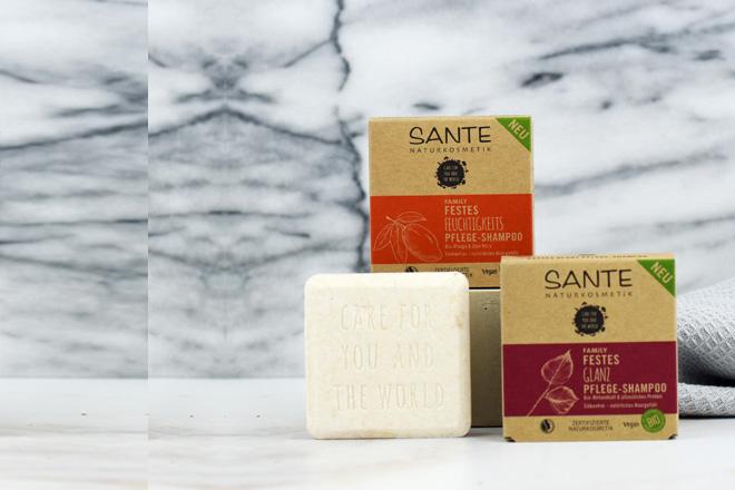 Pflege-Shampoo von SANTE