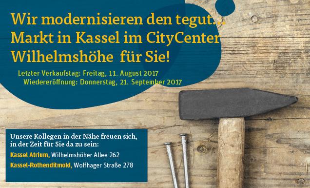 Information zum Markt Kassel City