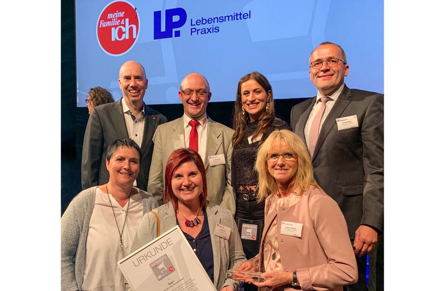 Auszeichnung Supermarkt des Jahres 2019