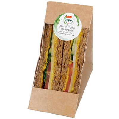freppy Curry Puten Sandwich