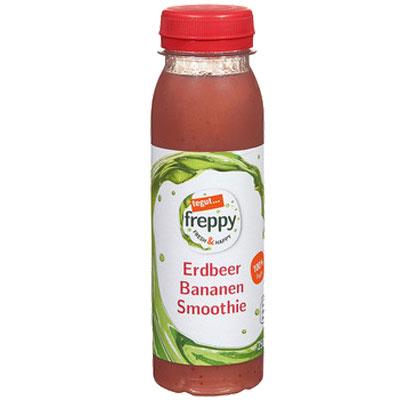 freppy Erdbeer Bananen Smoothie