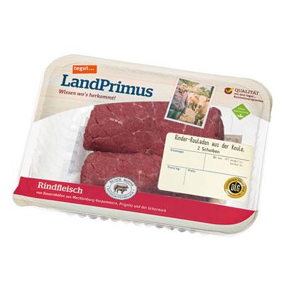 LandPrimus Rinder Rouladen aus der Keule