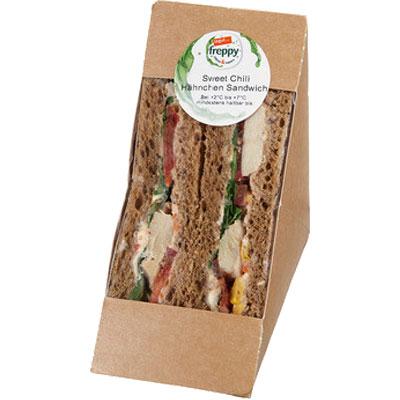 freppy Sweet Chili Hähnchen Sandwich
