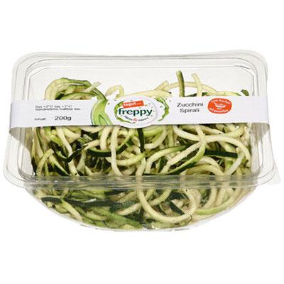 freppy Zucchini Spirali