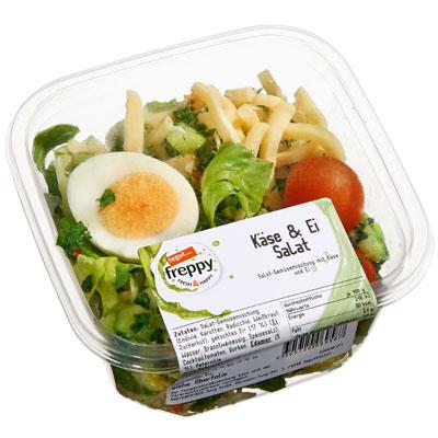 Freppy Kaese Ei Salat