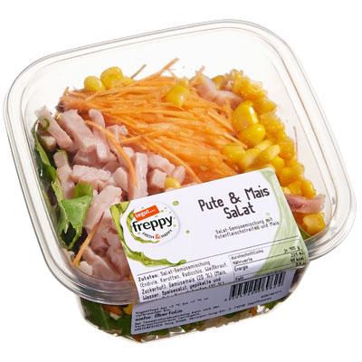 Freppy Pute Mais Salat