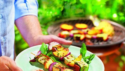 Aufmacher vegetarisch Grillen
