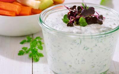 Krauter Joghurt Dip