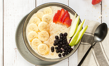 Porridge Fruit Bowl