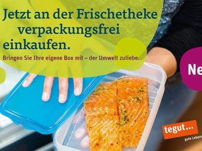 Verpackungsfrei einkaufen