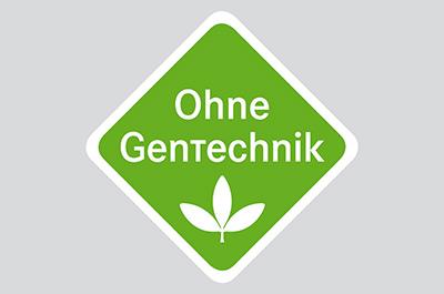Logo ohne Gentechnik