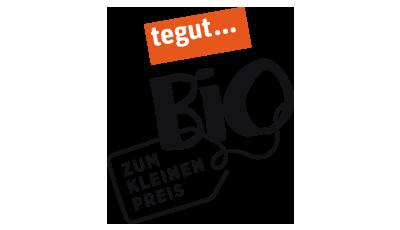 tegut Bio zum kleinen Preis Logo