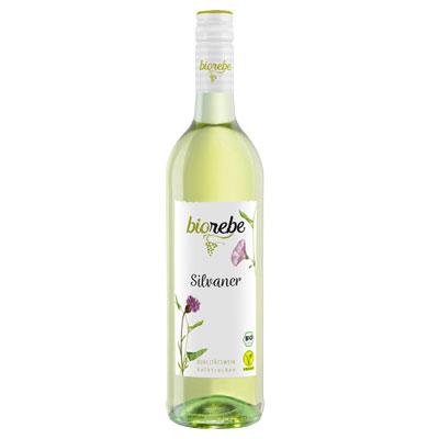 Weinflasche Biorebe