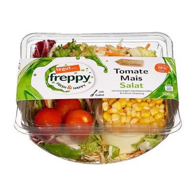 Freppy Tomate Mais Salat