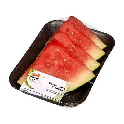 Freppy Wassermelone in Scheiben