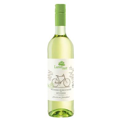 Flasche Landlust Wein
