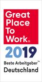 Einer der besten Arbeitgeber in Deutschland (2019)