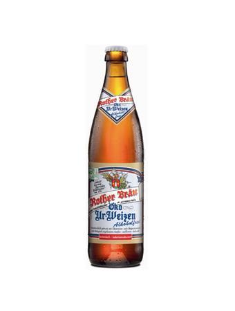 Darstellung von Rother Bräu Öko Ur-Weizen Alkoholfrei