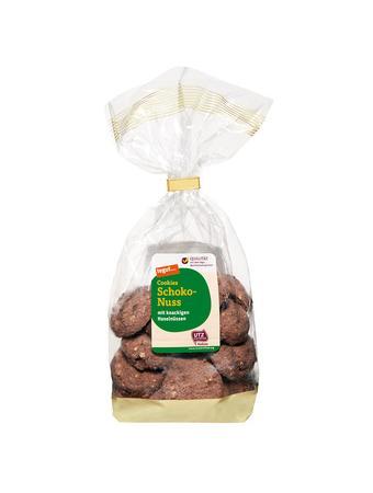 Darstellung von Cookies Schoko-Nuss