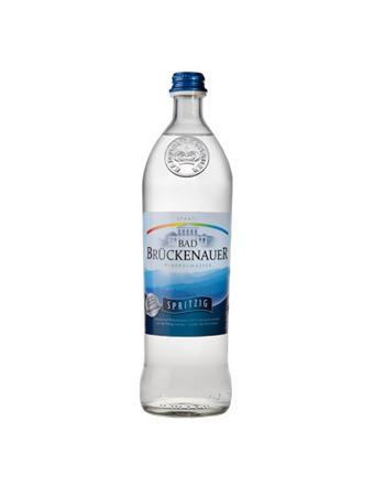 Darstellung von Bad Brückenauer Mineralwasser spritzig