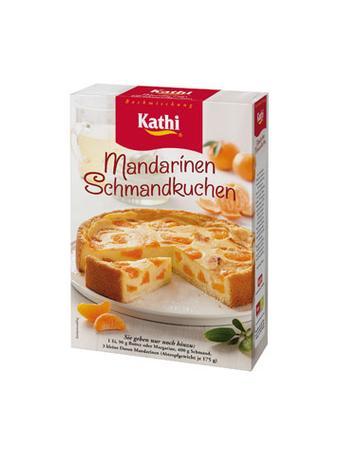 Darstellung von Kathi Mandarinen Schmandkuchen