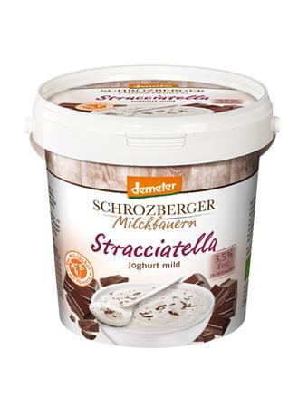 Darstellung von Schrozberger Joghurt mild Stracciatella