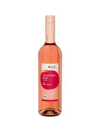 Darstellung von Vin de Pays Rosé 2016
