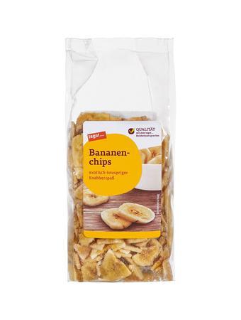 Darstellung von Bananenchips