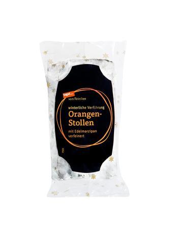 Darstellung von Orangen-Stollen