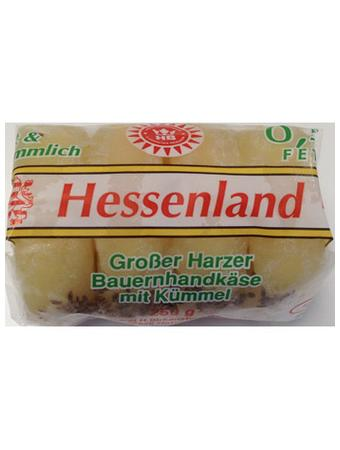 Darstellung von Großer Harzer Bauernhandkäse mit Kümmel